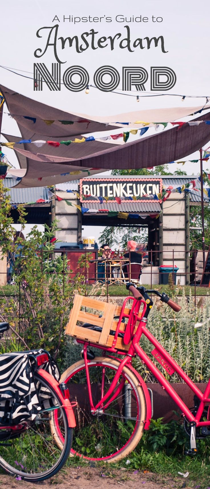 NDSM Werf in Noord - the coolest neighborhood of Amsterdam. Here's a hipster's guide to Amsterdam-Noord with information about how to reach, where to stay, things to do, NDSM Werf and more! #amsterdam #amsterdamnoord #netherlands  #holland  Cover photo by Mr. Amsterdam [CC BY-SA 2.0] via Flickr