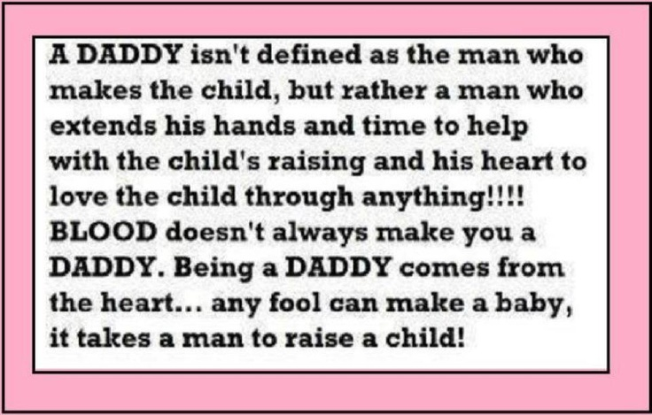 21 Best Images About Dead Beat Dad Quotes On Pinterest