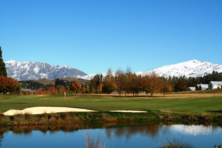 Beautiful day to play golf!  #millbrookresort #autumn