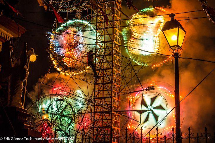 Juegos pirotecnicos feria de Huejotzingo, Puebla,Mexico by Erik Gómez Tochimani on 500px