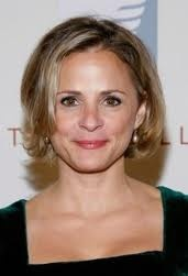Amy Sedaris - American comedian and author, of half-Greek descent (from her father's side) and a Greek orthodox herself.  http://nymag.com/homedesign/spring2011/amy-sedaris-2011-5/