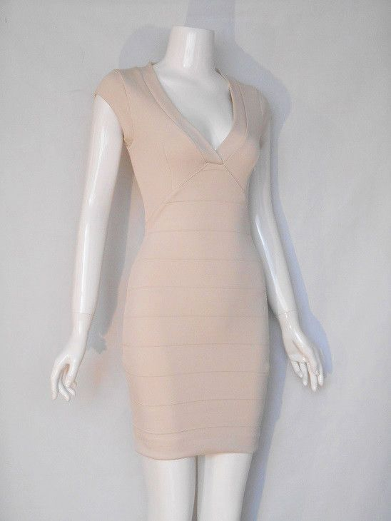 Bodycon bandage dress by French Connection