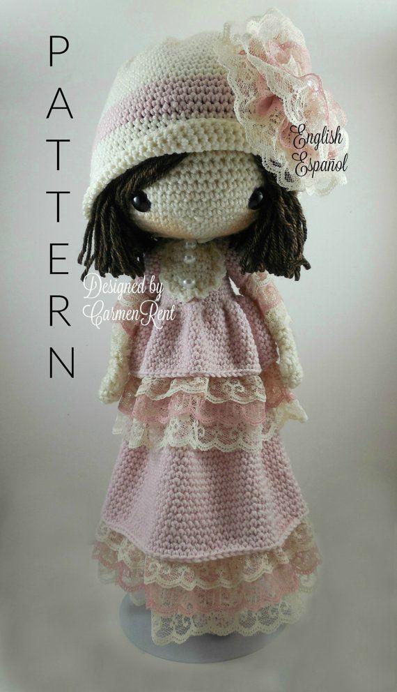Stitch Amigurumi Doll Pattern : 25+ Best Ideas about Amigurumi Doll on Pinterest Crochet ...