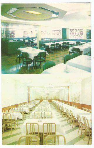 York PA Moser's Restaurant - 1251-1257 West King              St., York PA.