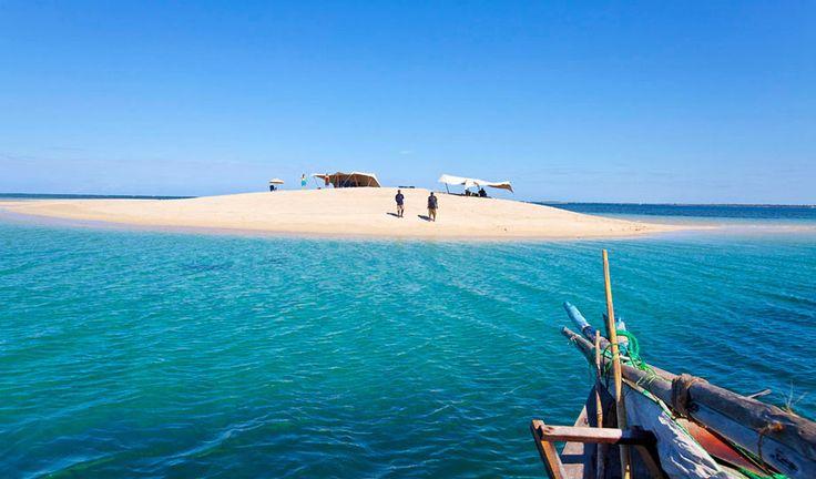 Quirimbas Islands in Mozambique make a wonderful honeymoon destination.