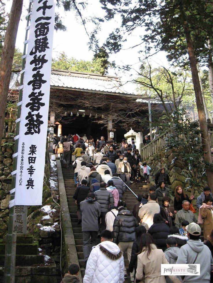 Mein Neujahr in Japan - Erinnerungen 10 Jahre danach