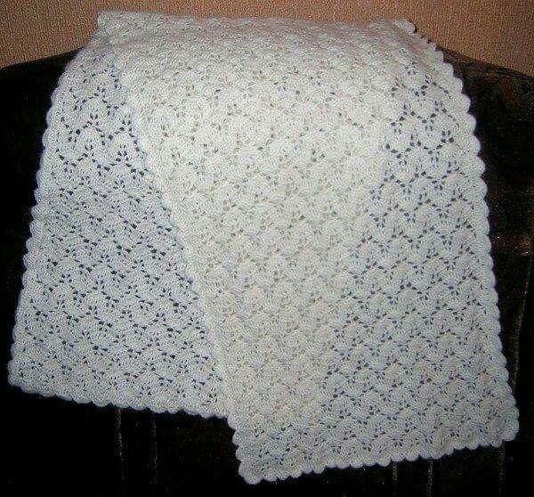 Afgan lace