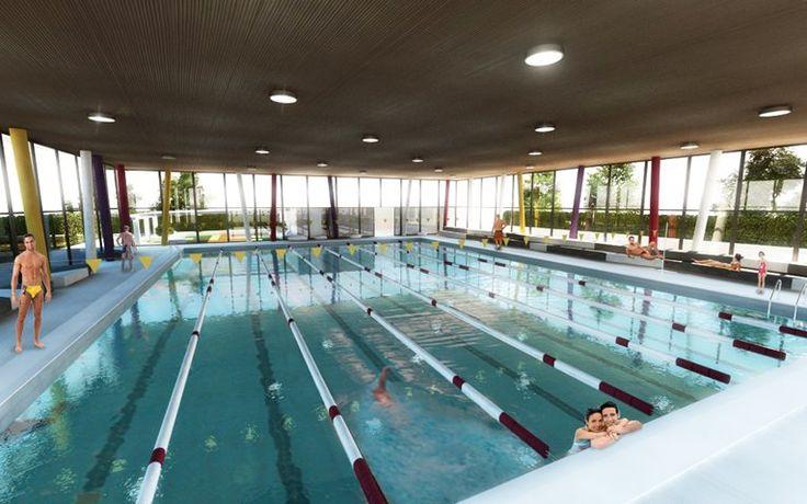 piscina olimpionica, Salerno, 2013 - Umberto Maria Cioffi