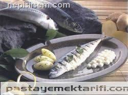 Aioli Soslu Uskumru resimli yemek tarifi, Balık - Deniz Mahsulleri tarifleri