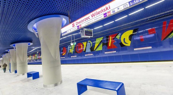 Miastotwórczy charakter II linii metra motywem przewodnim tegorocznej obecności Warszawy na targach w Cannes Czytaj więcej na naszym blogu: www.blog.koneser.eu