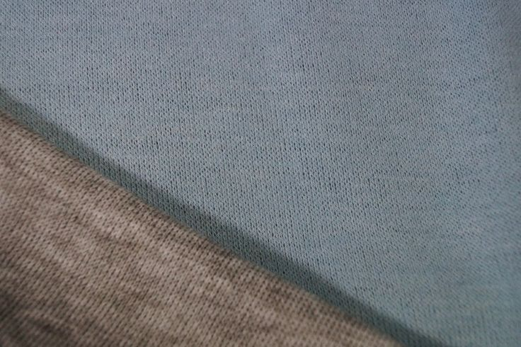 KN16/17 0638-630 gebreid 2-tone merino iceblauw