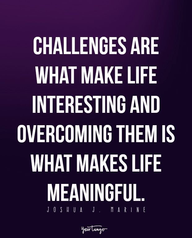 Life Challenges Quotes: Best 20+ Quotes About Challenges Ideas On Pinterest