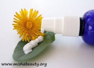 MishaBeauty - DIY kosmetika: Antiseptický krém