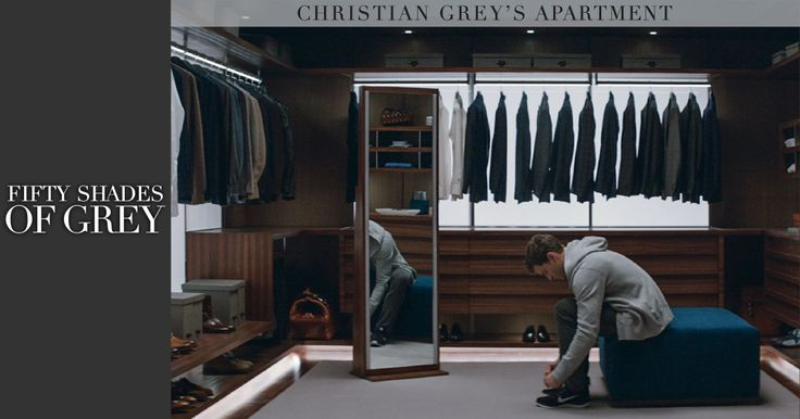 That Tie New Photos Of Christian Grey 39 S Wardrobe In