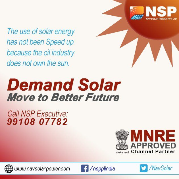 Nav Solar Power Pvt Ltd Navsolar Twitter Solar Panel Installation Solar