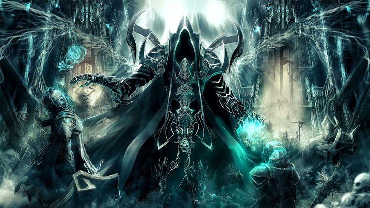 Diablo 3: Reaper Of Souls, Art, Painting