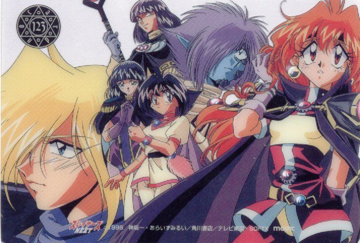 34 best images about The Slayers (☆^O^☆) on Pinterest