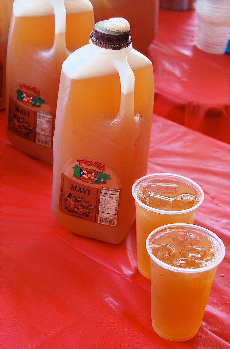 Drink Made Of Fermented Juice