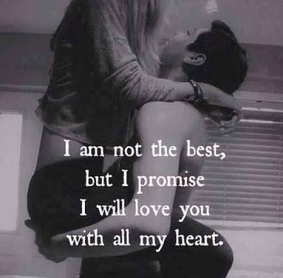 42+ Heart touching Love Promise Quotes - Freshmorningquotes