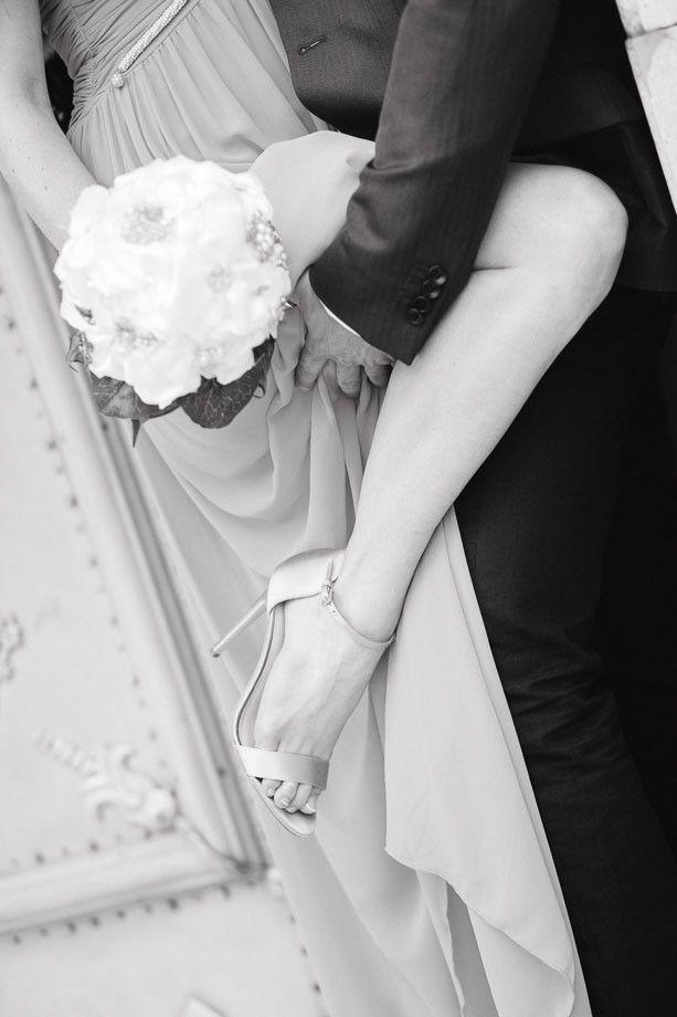 wie wäre es mal mit ein bisschen anderen Hochzeitsfotos?