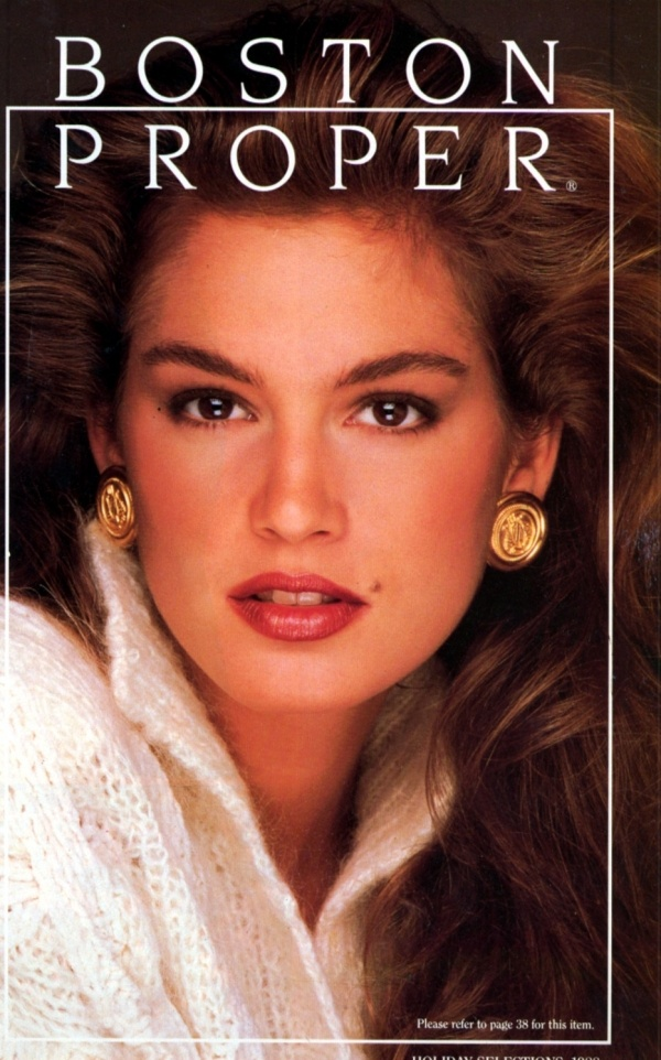 Picture of Cindy Crawford Cindy crawford, Beauty mark