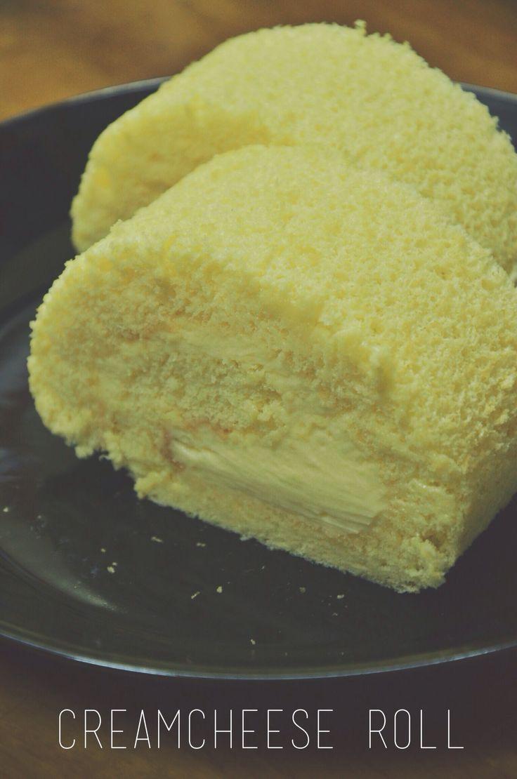 #creamcheese #rollcake