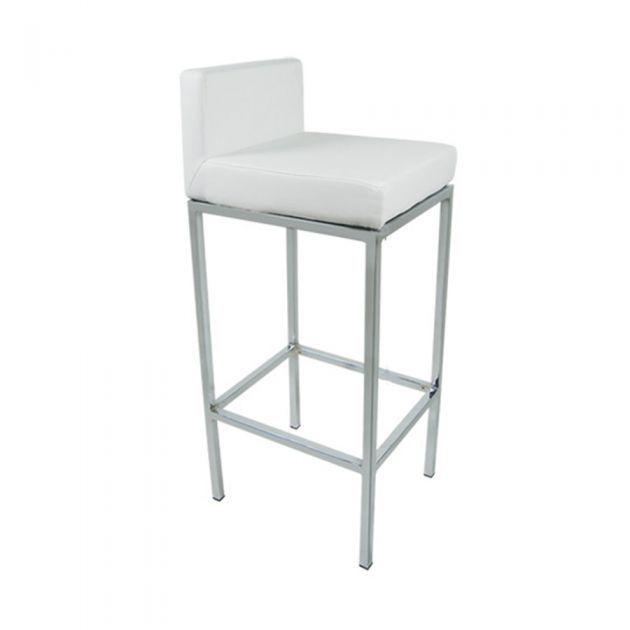 Four leg bar stool