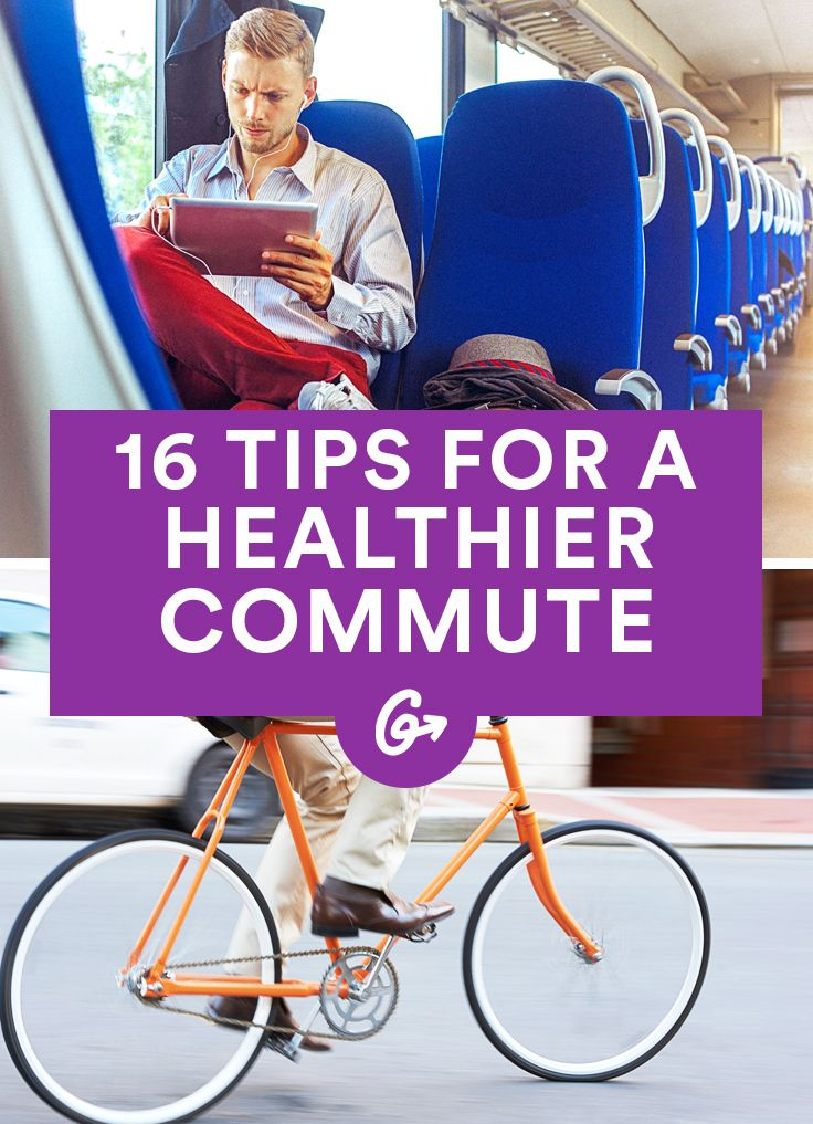 It doesn't have to be the bane of your existence. #commute #work http://greatist.com/health/how-to-commute-better