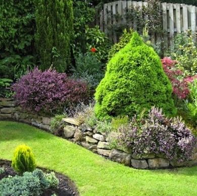 On the Edge: 11 Garden Borders You Can Make