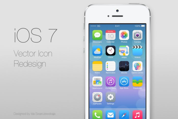 Apple Redesign for new IPhone 5s and beyond?