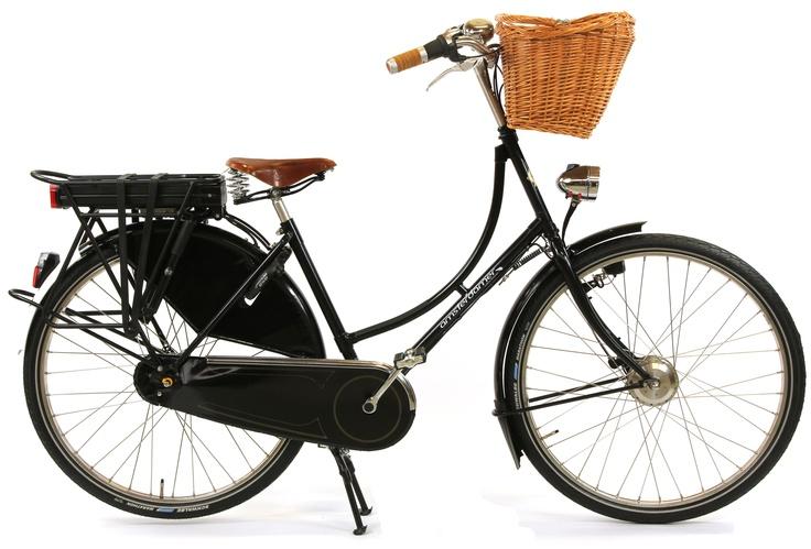 Vélo électrique Amsterdamer - 1881 Classic.