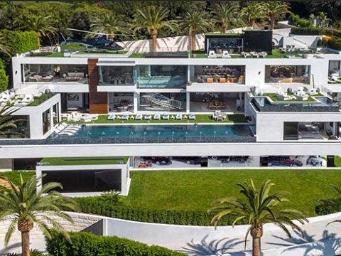Got a spare $250 million lying around? #MostExpensive
