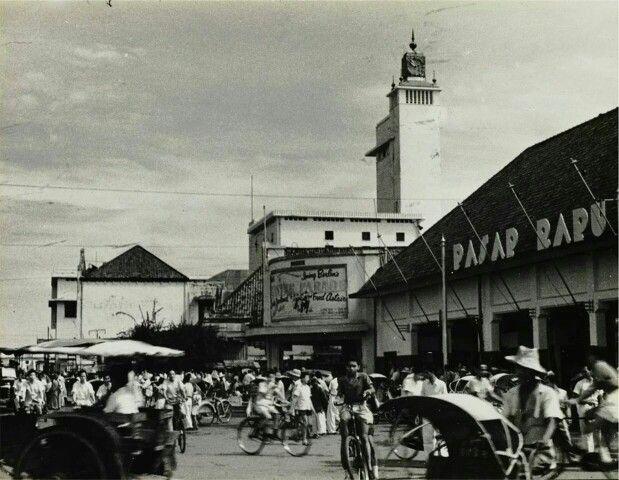 Pasar Baru 1950