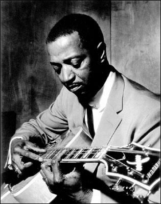 Freddie Green: Basie's lifelong guitarist!