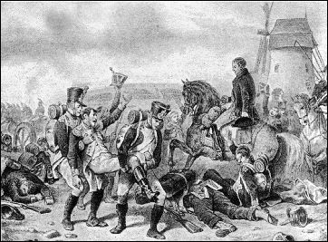 Montmirail, scène de bataille