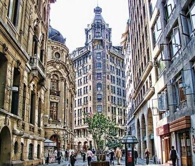 Chile- Calle Nueva York-