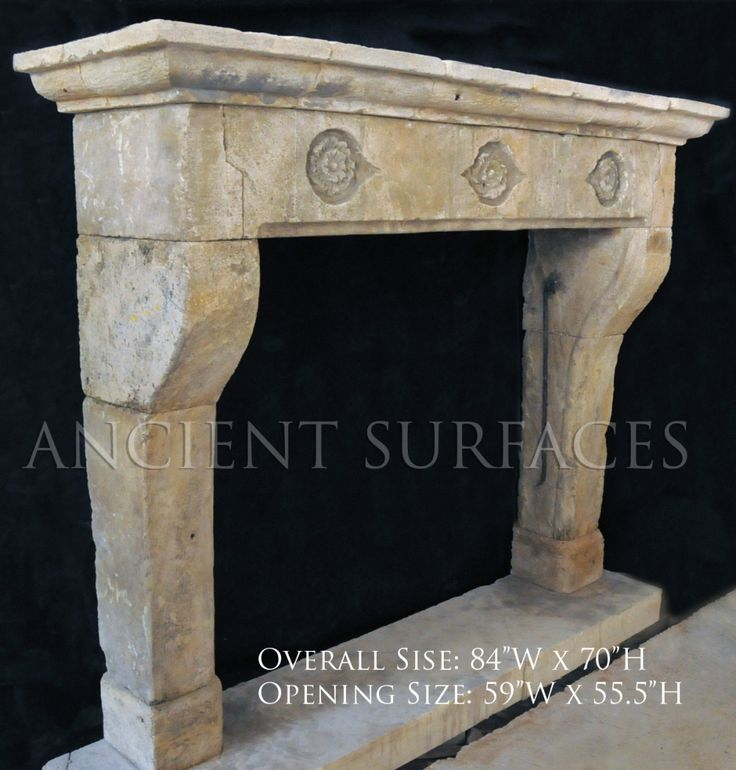 14 best fireplaces images on Pinterest   Fireplaces, Limestone ...