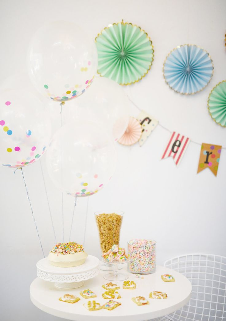 The Genius Party Theme That Will Have You Craving Lucky Charms