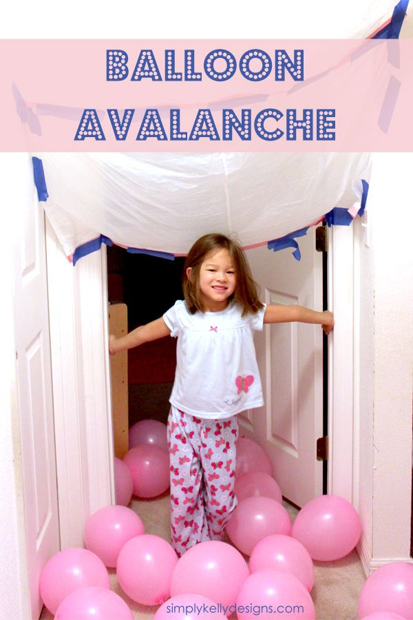 This is a fun surprise for kids on their birthday! Takes just a few minutes to put together the night before the big day.