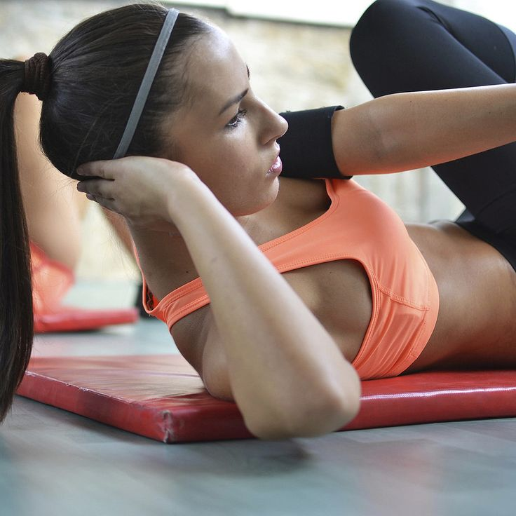 The Number 1 Reason Your Ab Work Isn't Showing Results