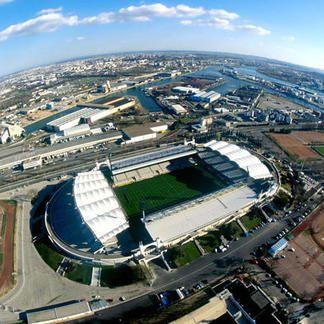 Stade De Gerland (Lyon, France) By Tony Garnier
