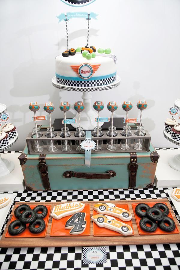 Grand Prix birthday party