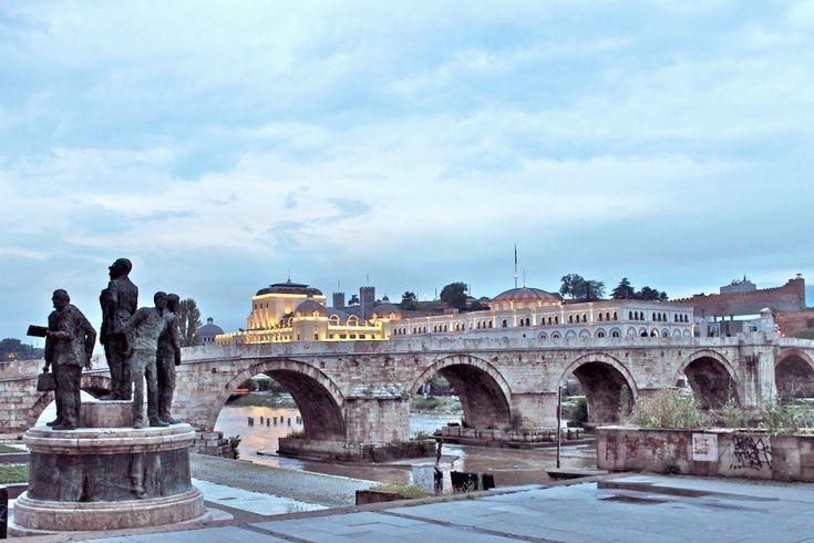 Travel Skopje, Macedonia                                                                                                                                                                                 More