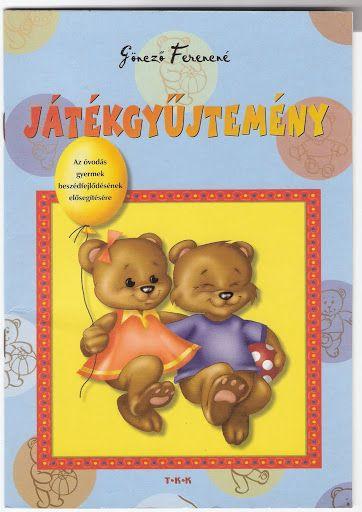 Játékgyűjtemény - az óvodás gyermek beszédfejlődésének elősegítésére - gusztimacska01 - Picasa Web Albums