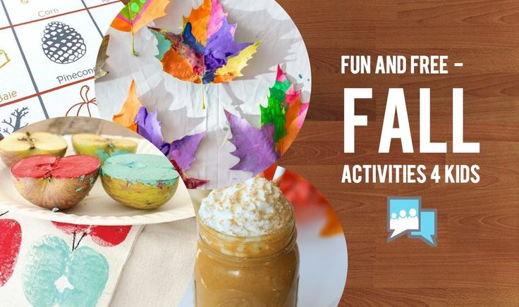 Fun & Free Fall Activities for Kids