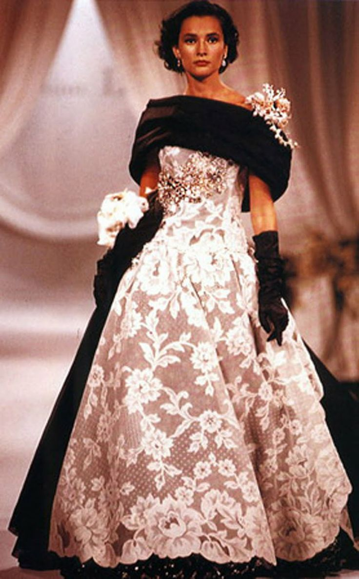 Ferre for Dior ~ 1990s