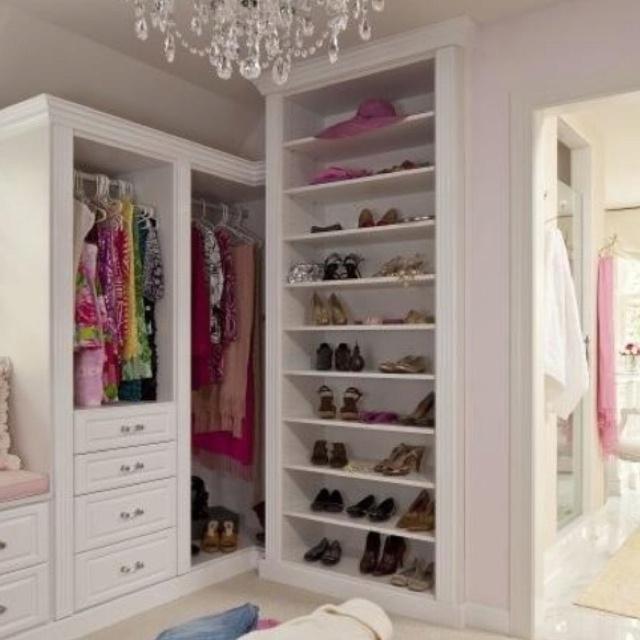 19 Best Fabulous Walk-In Closets Images On Pinterest