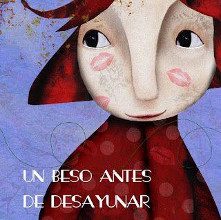 Matilda Libros: Un beso antes de desayunar. Raquel Díaz Reguera.