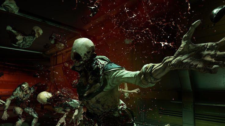 Doom (2016) Game Screenshot 2