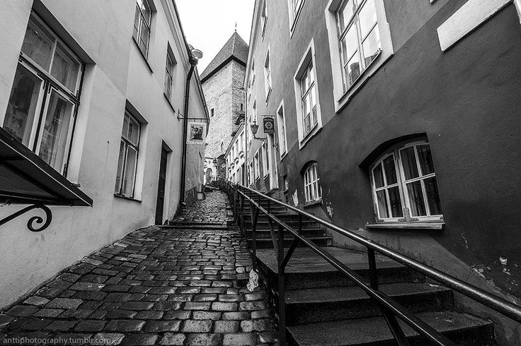 This was taken in Tallinn, Estonia.
